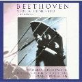 ベートーヴェン:ヴァイオリン協奏曲 ロマンス第1番・第2番<限定盤>