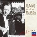 J.S.バッハ:ヴァイオリンとチェンバロのためのソナタ集Vol.1<限定盤>
