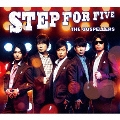 STEP FOR FIVE [CD+DVD]<初回生産限定盤>
