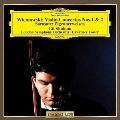 ヴィエニャフスキ:ヴァイオリン協奏曲第1番・第2番 他 サラサーテ:ツィゴイネルワイゼン