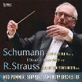 シューマン:交響曲 第4番 J.シュトラウス II:皇帝円舞曲 R.シュトラウス:「ツァラトゥストラはかく語りき」