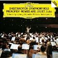 ショスタコーヴィチ:交響曲第5番 プロコフィエフ:交響組曲≪ロメオとジュリエット≫から<生産限定盤>