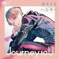 カナメとハルキー1stミニアルバム「Journey to U」 [CD+DVD]<初回限定盤 TypeA>