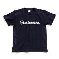 ジャンルT-Shirt Electronica ネイビー XLサイズ