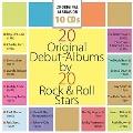 20 Original Debut Albums By 20 Rock'n'Roll Stars