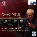ワーグナー: 管弦楽曲集 I - 楽劇「ニュルンベルクのマイスタージンガー」第1幕への前奏曲, 他