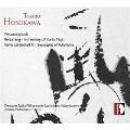 T.Hosokawa: Metamorphosis, Re-Turning - In Memory of Kunio Tsuji, etc
