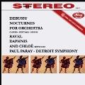 Debussy: Nocturnes; Ravel: Daphnis et Chloe: Suite No. 2