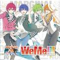 MARGINAL#4 アニメーションCD 「WeMe!!!!」<初回限定盤>