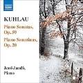 Kuhlau: Piano Sonatas Op.59 & 20 / Jeno Jando(p)