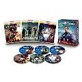 キャプテン・アメリカ MovieNEX 3ムービー・コレクション [3Blu-ray Disc+3DVD]<期間限定版>