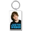 Justin Bieber 「Logo Photo」 Keychain
