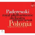 パデレフスキ: 交響曲 Op.24 《ポーランド》