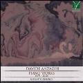 Davide Anzaghli/Piano Works (1971-2016)