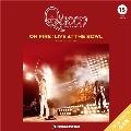 クイーン・LPレコード・コレクション 15号(オン・ファイアー/クイーン1982/ON FIRE:LIVE AT THE BOWL) [BOOK+3LP]