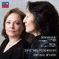Schumann: Liederkreis, Frauenliebe und Leben; Berg: Sieben fruhe Lieder