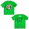 スプラトゥーン2 × WEARTHEMUSIC Pop T-shirt Sサイズ