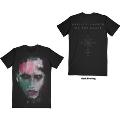Marilyn Manson WE ARE CHAOS T-shirt/Sサイズ