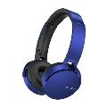 SONY ワイヤレスヘッドホン MDR-XB650 ブルー