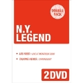 「ルー・リード/ライヴ・アット・モントルー2000」+「トーキング・ヘッズ/クロノロジー〜グレイト・ライヴ1975-2002」[YMBA-10522/3][DVD] 製品画像