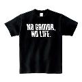 NO GAMBA, NO LIFE. 2020 T-shirts(ブラック) Lサイズ