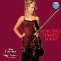 マルティヌー/ルカーシュ/シュターミッツ: ヴィオラのための協奏曲集