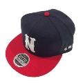 NMNL CAP Red×Navy