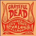 Live At The Avalon Ballroom, San Francisco, Ca, Oct 12th 1968