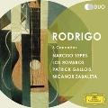 Rodrigo: 6 Concertos - Concierto de Aranjuez, Entre Olivares, Concerto Andaluz for 4 Guitars & Orchestra, etc