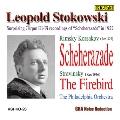 リムスキー・コルサコフ: 交響組曲「シェヘラザード」; ストラヴィンスキー: 組曲「火の鳥」