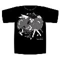 じゅじゅ×今井キラ T-Shirt 黒 Lサイズ
