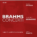 Brahms: Violin Concerto Op.77, Concerto for Vilolin and Cello Op.102