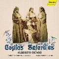 アルベルト・エムシ: セファルディ民謡集 (全曲)
