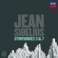 Sibelius: Symphony No.3, No.6 & No.7