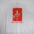Jaco Pastorius Tシャツ(White×Red)/Lサイズ