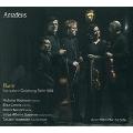 J.S.バッハ: ゴルトベルク変奏曲 BWV.988 (2つのヴァイオリン、ヴィオラ、チェロとチェンバロのための編曲版)