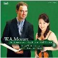 モーツァルト:ピアノとヴァイオリンのための作品全集III