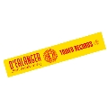 D'ERLANGER×TOWER RECORDS マフラータオル