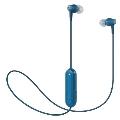 audio-technica ワイヤレスイヤホン ATH-CK150BT/ブルー