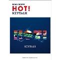 KEYTALK 「HOT!」 バンド・スコア 中級