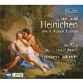 ハイニヒェン: イタリア風カンタータ&協奏曲
