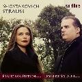 R. シュトラウス&ショスタコーヴィチ: ヴァイオリン・ソナタ集