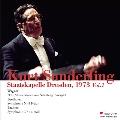 Beethoven: Symphony No.8; Brahms: Symphony No.1, etc
