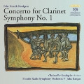 Pehr Henrik Nordgren: Concerto for Clarinet Op.14, Symphony No.1