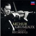 Arthur Grumiaux - Mono Recordings