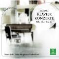 モーツァルト: ピアノ協奏曲第13、14、23番 (Inspiration)