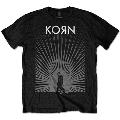 KORN / RADIATE GLOW T SHIRT XLサイズ