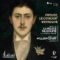 プルースト、1907年7月1日のコンサート
