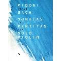 Midori plays Bach〜五嶋みどり、バッハを奏でる[KKC-9262/3][DVD]