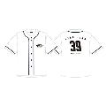 BiSH × TOWER RECORDS ベースボールシャツ White リンリン Lサイズ